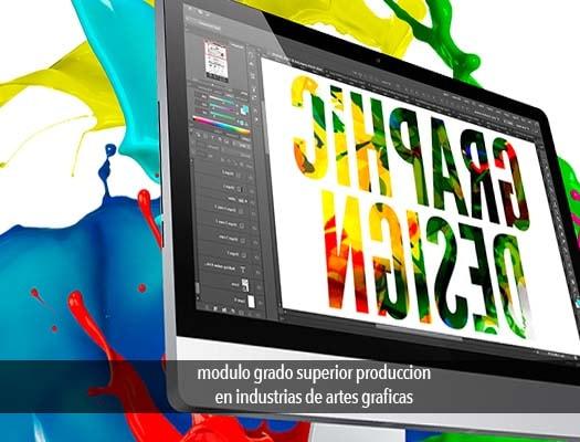 Módulos Producción En Industrias De Artes Graficas
